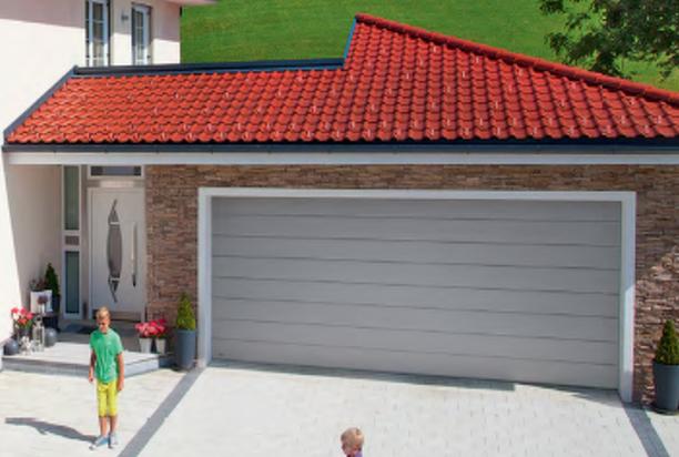 alutech garážova brána
